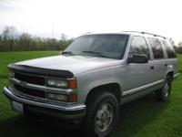1995 CHEVY TAHOE 4X4. 147,500 MILES. RUNS, LOOKS,DRIVES