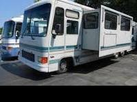 40 foot RV for sale it runs great low miles good tires