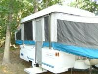1995 Coleman Camper - in great form. Will offer or