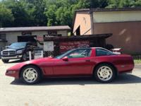 1995 Corvette. $13,00- OBO *Burgundy *Very Clean.