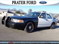 Must Sale Today: 1995 Ford Crown Vic Police