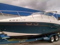 This is a nice boat that simply needs a little TLC. The