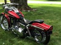 ''''1995 Harley Davidson Dyna Glide low rider, orig