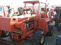 1995 Ditch Witch 7610 7610 Mechanical center-mount