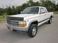 Options Included: Full Size Spare Tire, Driver Airbag,