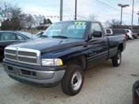 95 Dodge Ram 1500 4x4 Regular Cab 5.2L 8 Cylinder