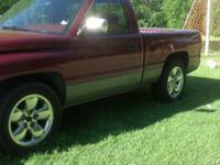 Parting out Ram 1500 V8 2wd brief bed truck. Frontal