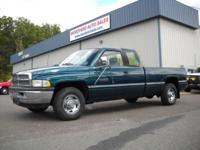 Options Included: Dodge 2500 Extended Cab SLT 4x2 8'