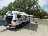 Very cool Roadtrek 190 Popular Camper Van available at