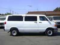 Options Included: N/A1995 Dodge Ram Van B1500 8
