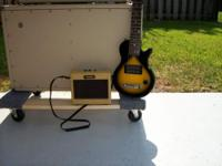 1995 EPIPHONE TRAVEL PAK....................Call today