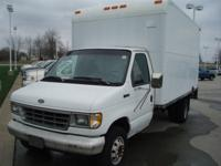 Options Included: N/A1995 Ford Econoline Box Van ** ONE