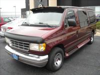 Options Included: N/AVacation ready This Conversion van