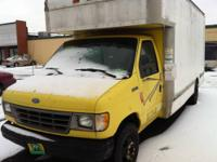 Selling 1995 Ford E350 Box Truck. Bought the Truck 4