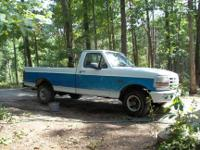MOVING, MUST SELL! 1995 Ford F150 XL 5.0L 302 V8