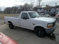 1995 Ford F-150 XL Country Boy's Cadillac Truck! This