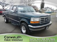 Corwin Ford Nampa is pleased to offer this 1995 Ford
