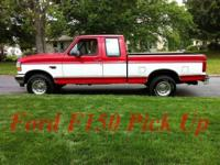 Options Included: N/AThis 1995 Ford F-150 is offered to