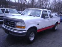 Options Included: $ 3,999.00 CLEAN EXTRA CAB 4X4 XLT