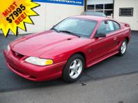 Options Included: Driver Air Bag, Pass Air Bag, ABS,