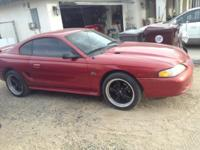 1995 Ford Mustang GT 5.0 L HO 302 With low miles. The