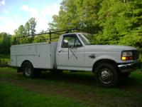 1995 F350 Ford Power Stroke 7.3LTurbo-Charged