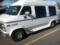 Super Clean 1995 Vanura Conversion. Van has been very