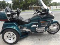 1995 GOLDWING TRIKE 25TH ANNIVERSARY EDITION ONLY