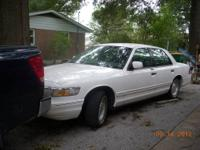 1995 Mercury Grand Marquis. Body and interior in great