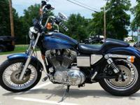 1995 Harley-Davidson 883 XLH DELUXE GREAT STARTER BIKE