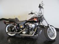 1995 HARLEY DAVIDSON DYNA WIDEGLIDE FXDWG!! This is a