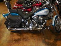 1995 Harley-Davidson FXSTC SOLID Bike-Mikuni Carb-V&H