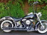 1995 Harley-Davidson Heritage Softail , 1995 Harley
