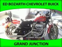 1995 Harley Davidson Sportster. Our Location is: Ed