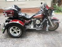 It has a $15K MOTORTRIKE KIT WITH REAR AIR SUSPENSION,