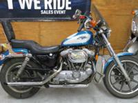 1995 Harley-Davidson XLH 1200 Sportster This color is