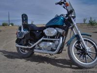 1995 Sportster 1200. Excellent running bike. Evolution