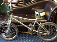 1995 Haro Group1 Zi...$175.  All Original Chromolly BMX