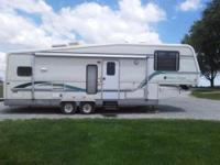 Length: 30 feet Year: 1995 Make: Holiday Rambler Model: