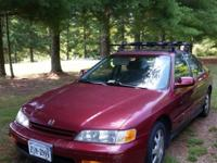 1995 Original owner, well-maintained Honda Accord EX