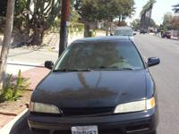 1995 Honda Accord 4 doors 4cyc Automatic, AC PW PS has