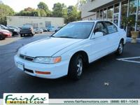 Options Included: N/ACall  for this 95 honda accord