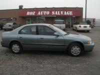 Options Included: N/AClean Title...Not a Salvage Title.