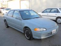 1995 Honda Civic Clean title, runs great it has new