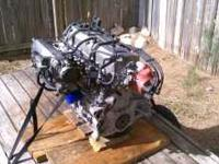 O.B.O make offer I pulled my engine (F22B1) replaced