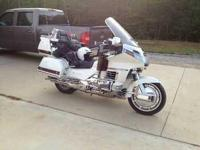 1995 Honda Gold Wing 20th Anniversary. This touring
