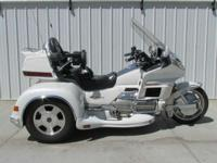 The trike conversion even has Reverse!! Motorcycles