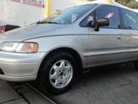 Options Included: N/A1995 HONDA ODYSSEY EX! 4CYL' GAS