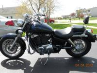 Up for sale is my 1995 Honda Shadow ACE (American