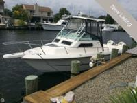 This boat was made for serious fishing! This HydraSport